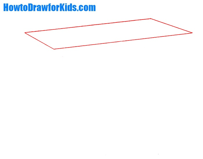 drawing table for children
