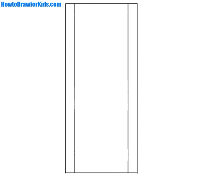 Learn to Draw a Door for Beginners