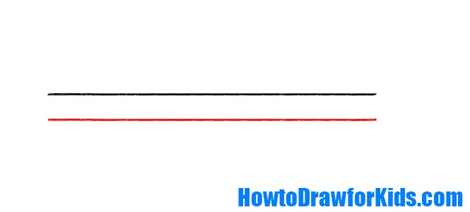 learn how to draw a sword for kids