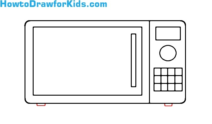 Microwave drawing